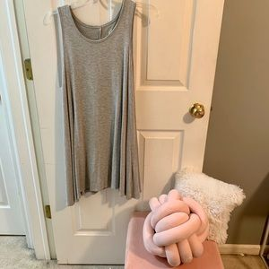 Decree Grey Casual Dress